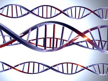 DNA 3 Royalty Free Stock Image