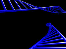 DNA 3 Stock Photography