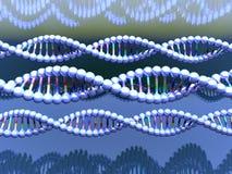 DNA Lizenzfreie Stockfotos