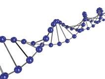 DNA 3d Imagen de archivo