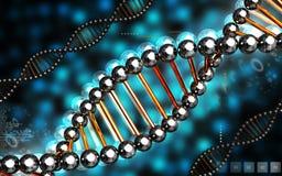 DNA Imagen de archivo