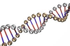 DNA 3 Στοκ φωτογραφία με δικαίωμα ελεύθερης χρήσης