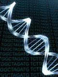DNA Stock Afbeelding