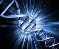 DNA abstracta Imagen de archivo