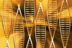 DNA-Auszug Lizenzfreies Stockbild