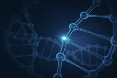 DNA backdrop Royalty Free Stock Photo