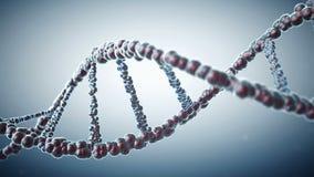 DNA-Bildung stock abbildung