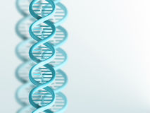 DNA-bundel royalty-vrije illustratie