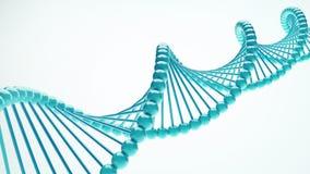DNA Close-up Stock Photo