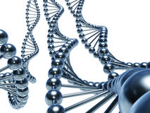 Dna concept Royalty Free Stock Photo