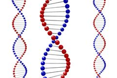 DNA concept Royalty Free Stock Image