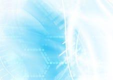 DNA-de achtergrond van de moleculestructuur Royalty-vrije Stock Afbeelding