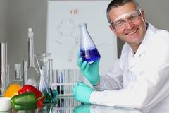 DNA del pepe Immagine Stock