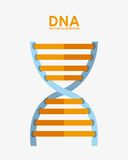 Dna design Stock Image