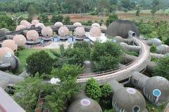 DNA-Erholungsort und Badekurort, Khao Yai, Thailand lizenzfreies stockbild