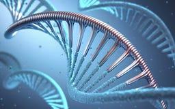 DNA-Genetische biologie vector illustratie