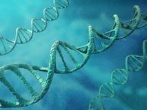 DNA-Hintergrund stock abbildung