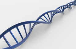 DNA  illustration Stock Photos