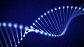 DNA-ketting royalty-vrije illustratie