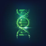 DNA Lighting Stock Image