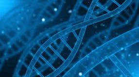 DNA Render background stock illustration