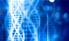 Free Dna Molecule Stock Photography - 59249482