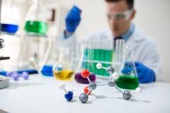 Dna, molecule, chemistry Stock Photo