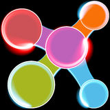 Dna, molecule Royalty Free Stock Image