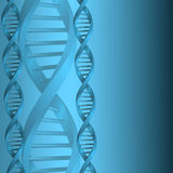 DNA molecule structure background. Abstract DNA molecule structure background. molecule of deoxyribonucleic acid research graphic illustration Stock Photo
