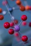 DNA molekuły lab test Obrazy Royalty Free