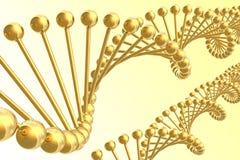 DNA-Schnecken. vektor abbildung