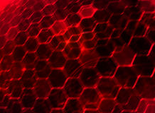 DNA-Schroef Moleculaire Achtergrond Vector Illustratie
