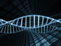 DNA Spiral Stock Photos