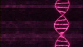 DNA spiral molecule illustration background new beautiful natural health cool nice stock image.  stock image