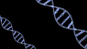 DNA spiral molecule illustration background new beautiful natural health cool nice stock image stock illustration