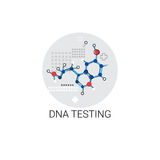 DNA Test Hospital Doctors Clinic Medical Treatment Icon Royalty Free Stock Photos