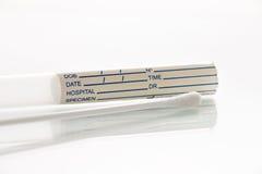 DNA test, wipe test