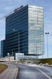 DNB银行新的办公室 免版税库存图片