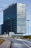 DNB-bank nieuw bureau Royalty-vrije Stock Afbeelding
