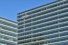 DnB NORD银行,维尔纽斯办公室 库存照片