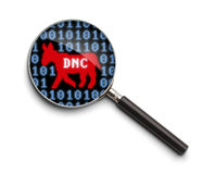 DNC Hack stock image