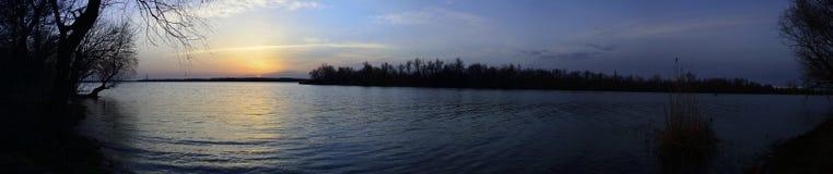 Dnepr ποταμός στοκ εικόνες με δικαίωμα ελεύθερης χρήσης