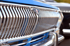 Dnepr auto retro show. Auto museum «cars of time» is organizing an am exhibition of retro cars. Dnipropetrovsk city, Ukraine stock photography