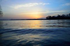 Dnepr flod Arkivbilder