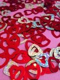 dni serc miłość jest walentynka ilustracyjny Fotografia Royalty Free
