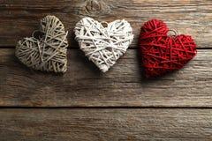 dni serc miłość jest walentynka ilustracyjny Fotografia Stock