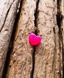 dni serc valentines tło Obrazy Royalty Free