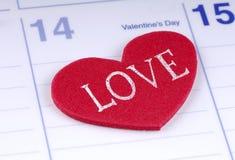 dni valentines Fotografia Royalty Free
