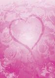 dni valentines tło Fotografia Royalty Free