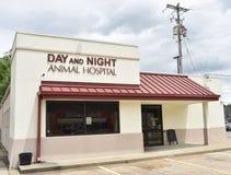 Dnia i nocy Zwierzęcy szpital, Memphis, TN obraz stock